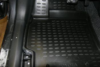 TOYOTA Corolla 01/2007-2013, 4 шт. Коврики в салон