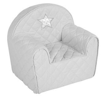 купить Кресло детское Klups Nature&Love Grey в Кишинёве