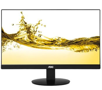 "21.5"" AOC IPS LED i2280swd Black Borderless (5ms, 50M:1, 250cd, 1920x1080, DVI, VESA)"