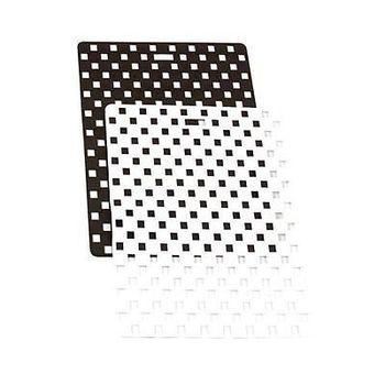 купить Сетка для раковины квадратная  пластик 32 x 26cm Testrut 232105 в Кишинёве
