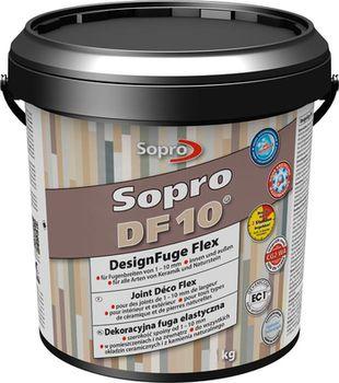 Sopro Затирка Sopro DF 10 Бежевая багама №34 2.5кг