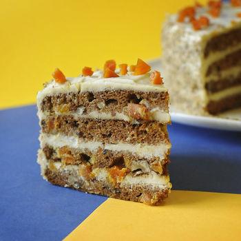 Торт Morcovel