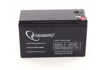 Battery Gembird 12V 9AH