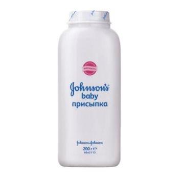 купить Johnson`s Baby присыпка 200 г в Кишинёве