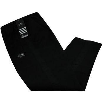 Pantaloni sport Barbati (2XL-5XL)(negru.sur) /72/12