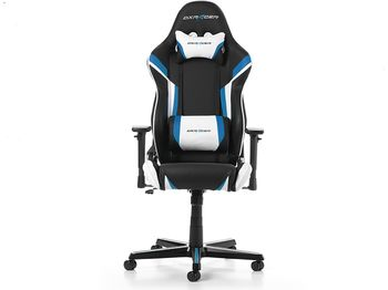 Gaming Chair DXRacer Racing GC-R288-NBW, Black/Blue/White