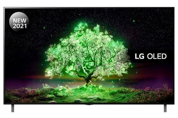 "55"" OLED TV LG OLED55A1RLA, Black (3840x2160 UHD, SMART TV, DVB-T2/C/S2)"