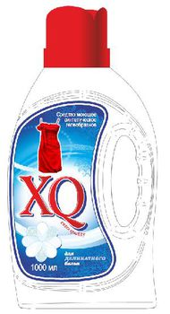 купить Средство моющее синтетическое гелеобразное «XQ» для деликатного белья в Кишинёве
