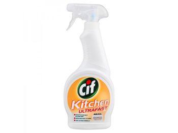 купить Cif Kitchen Ultrafast Spray для чистки кухни, 500 мл в Кишинёве