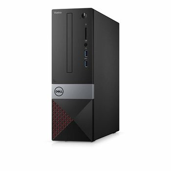 cumpără DELL Vostro 3471 SFF lntel® Core® i3-9100, 4Gb (1x4GB) DDR4 2400MHz RAM, 128Gb M.2  SSD, DVDRW, Intel® UHD 630 Graphics, Wi-Fi/BT4.0, 200W PSU, USB Mouse&Keyboard MS116, Win10Pro, Black în Chișinău