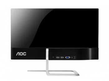 cumpără Monitor 23.8 AOC IPS LED I2481FXH Borderless Black în Chișinău