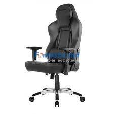 Офисное кресло AKRacing Obsidian AK-OBSIDIAN-ALC Black,