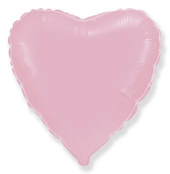 купить Сердце Бледно Розовая в Кишинёве