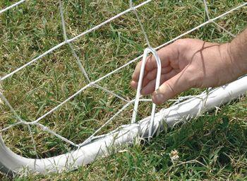 Футбольные ворота металлические FIELD MATCH PRO 300х200 см Garlando (3460)