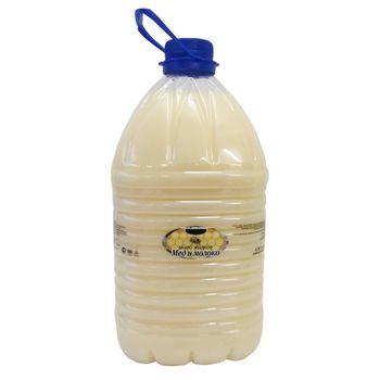 купить Мыло жидкое Мед и молоко  5 кг в Кишинёве