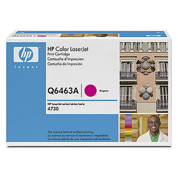HP Color LaserJet Q6463A Magenta Print Cartridge