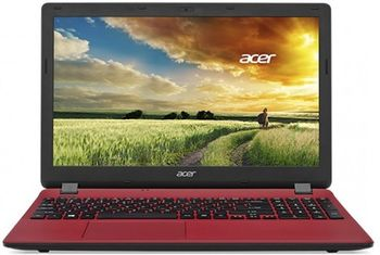 "ACER Aspire ES1-533 Ferric Red (NX.GFUEU.015) 15.6"" HD (Intel® Pentium® Quad Core N4200 up to 2.50GHz (Apollo Lake), 4Gb DDR3 RAM, 1.0TB HDD, Intel® HD Graphics 505, DVDRW, CardReader, WiFi-AC/BT, 3cell, 0.3MP Webcam, RUS, Linux, 2.4kg)"