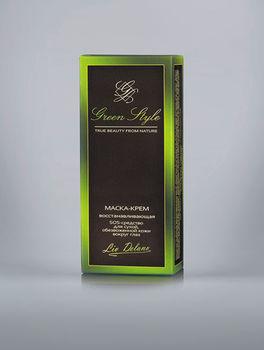 cumpără Masca Crema Regineratoare Green Style în Chișinău