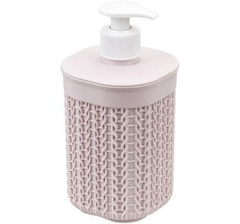 купить Диспенсер для мыла ВЯЗАНИЕ М2239 в Кишинёве