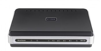 D-LINK DIR-120, Broadband Router, 4-ports 10/100Mbps, Base-TX Switch&USB Printer Port