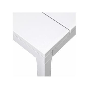 Стол раздвижной Nardi RIO 140 EXTENSIBLE BIANCO vern. bianco 48353.00.000 (Стол раздвижной для сада и террасы)