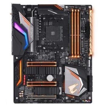 GIGABYTE Z370 AORUS Gaming K3, Socket 1151, Intel® Z370 (8th Gen CPU), Dual 4xDDR4-4000, CPU Intel graphics, DVI, HDMI, 2xPCIe X16, 6xSATA3, RAID, 2xM.2 slot, ALC1220 HDA, GbE LAN, 2xUSB3.1 Gen 2 (Type-C & Type-A), 8xUSB3.1, RGB Fusion, ATX