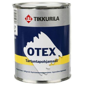 Tikkurila Грунтовка Otex AP Глубокоматовая 0.9л