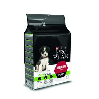 купить Pro Plan Medium Puppy 14kg для щенков средних пород в Кишинёве