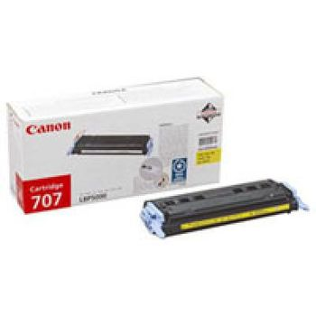 Cartridge Canon 707 Yellow for LBP 5000/5100