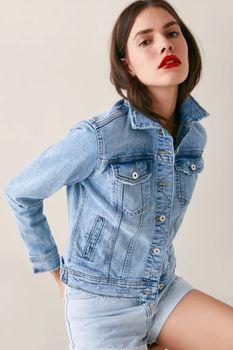 Куртка ZARA Синий 4979/022/406
