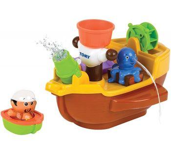 купить Игрушка для ванной Tomy Pirstes Ship в Кишинёве