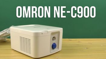 cumpără Inhalator cu compresor OMRON COMPAIR NE-C900 PRO Rezervor cu reglarea particulelor CADOU! în Chișinău