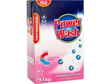 Порошок для стирки Power Wash 9 kg concentrat(Universal)