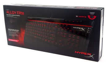 купить Клавиатура KINGSTON HYPERX ALLOY ELITE MECHANICAL GAMING KEYBOARD (RU), в Кишинёве