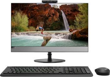 """Lenovo AIO V530-24ICB Black (23.8"""" FHD IPS Intel Core i5-9400T 1.8-3.4GHz, 8GB, 256GB, No OS)"""