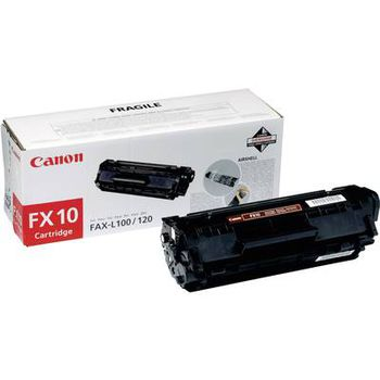Cartridge Canon FX-10 Black, MF4010/4018/4120/4140/4150, 2000pages