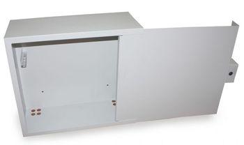 купить Металлический антивандальный ящик DIGIMAX БК-550-Z-1-2U К-1361 в Кишинёве