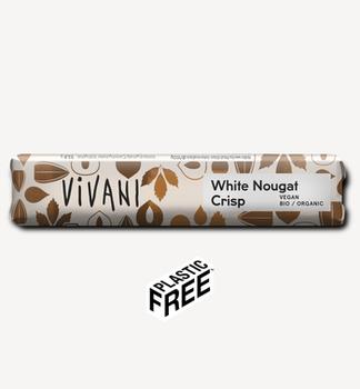 Шоколадный батончик Nougat Crisp Vivani 35 g