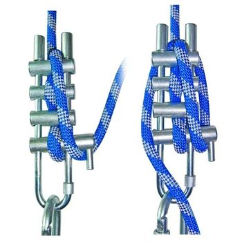 купить Спусковое устройство BS-Krok Решетка 4, сталь, krk 6060_10.20 (krk 01202) в Кишинёве