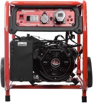 Бензиновый генератор Hammer Flex GN6000T