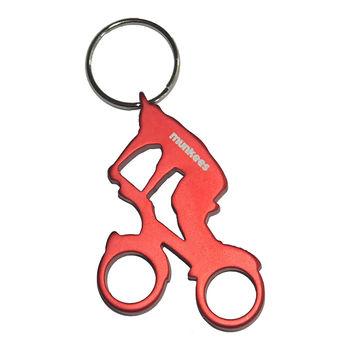 купить Брелок Munkees Bottle Opener - Biker, 3527 в Кишинёве