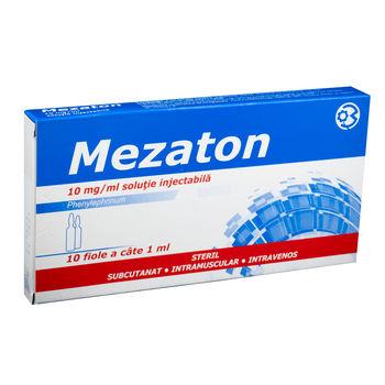 cumpără Mezaton 1% 1ml sol.inj. N10 în Chișinău