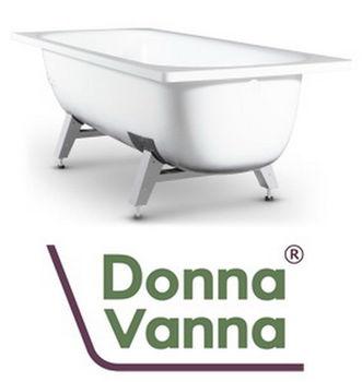 купить Ванна стальная DONNA VANNA  1,2м * 0,7м в Кишинёве