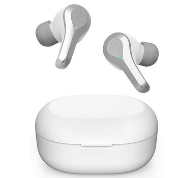 Edifier X5 White True Wireless Stereo Earbuds,Touch, Bluetooth v5.0 aptX, IPX5, CVC 8.0 Voise Reduction, Dual MIC Array, Up to 10m connection distance, Battery Lifetime (up to) 6 hr, ergonomic in-ear