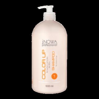 Шампунь для окрашенных волос, ACME jNowa, 1000 мл., COLOR UP - стабилизатор цвета