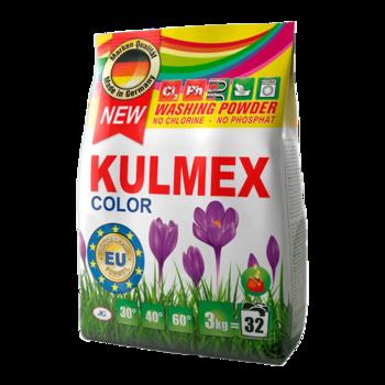 KULMEX - Стиральный порошок - Color - 3 Kg. - 32 WL