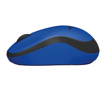 Wireless Mouse Logitech M220 Silent, Blue