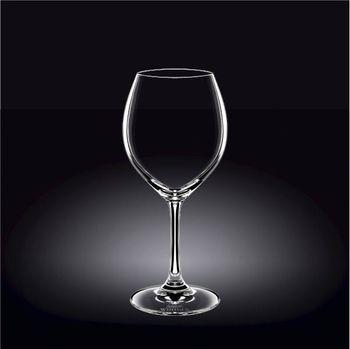 Бокал WILMAX WL-888010/6А (для вина 6 шт/490 мл)