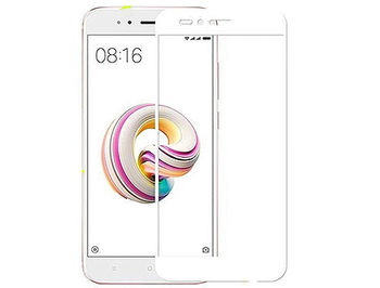 80220013 Screen Geeks sticla protectie Xiaomi Redmi Mi5X/A1 Full Cover Glass Pro All Glue, White (защитное стекло для смартфонов Xiaomi, в асортименте)