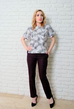 купить Женские брюки ID 9663 в Кишинёве
